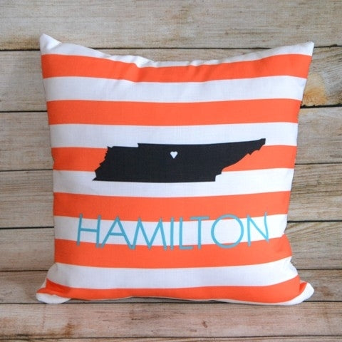 Custom Pillow - Your State