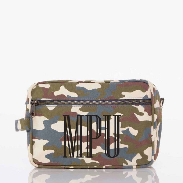 Classic Camo Travel Kit