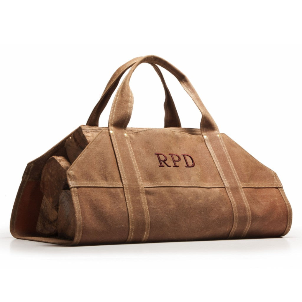Beech Mountain Firewood Carrier