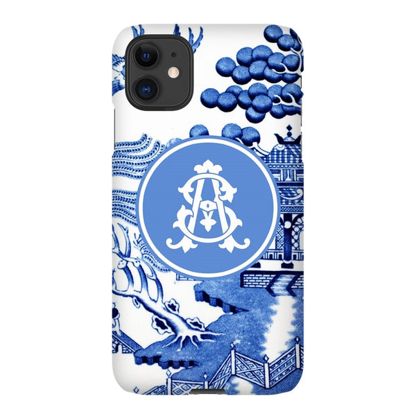 Blue Willow Phone Case