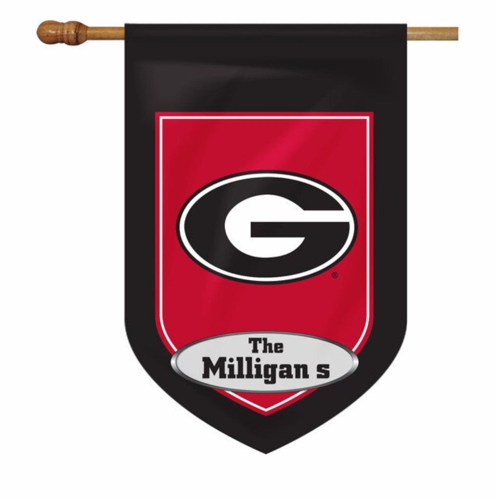 Georgia Personalized House & Garden Flags