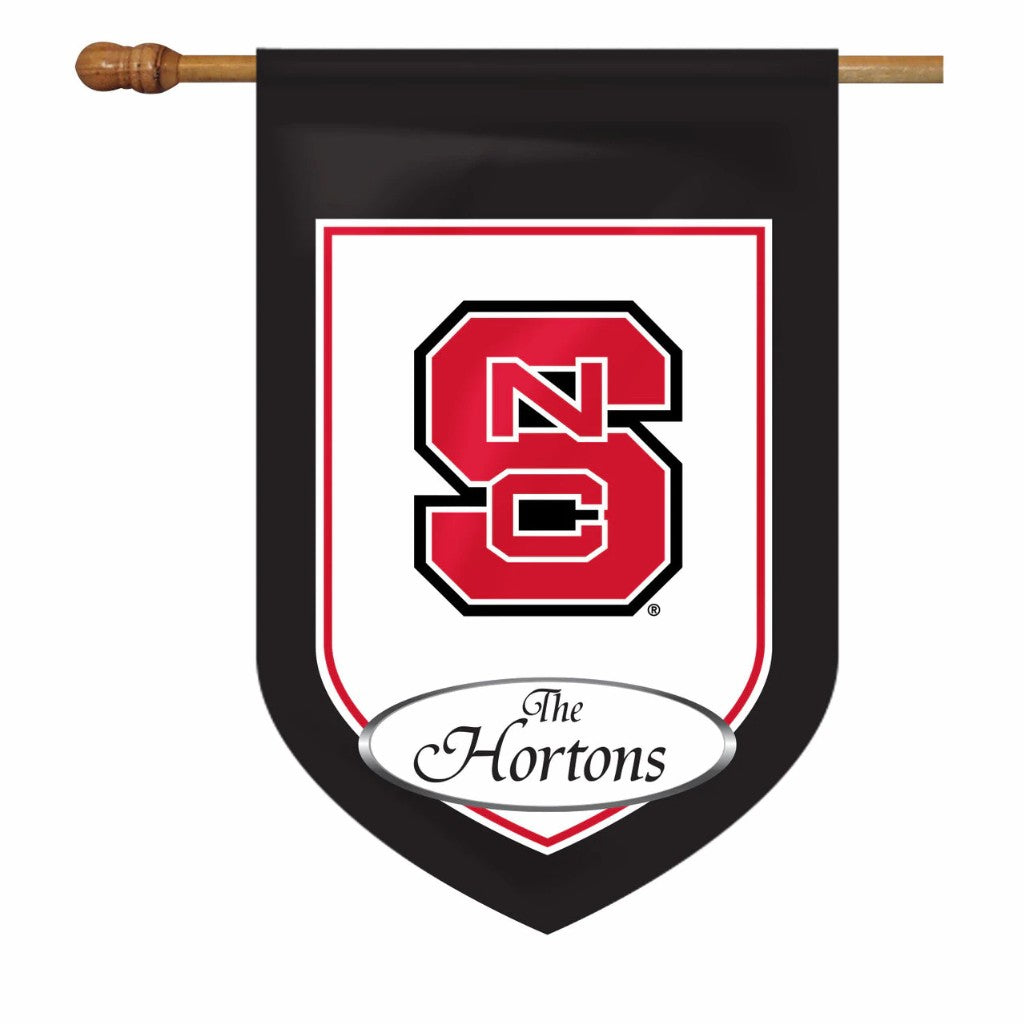 North Carolina State Personalized House & Garden Flags