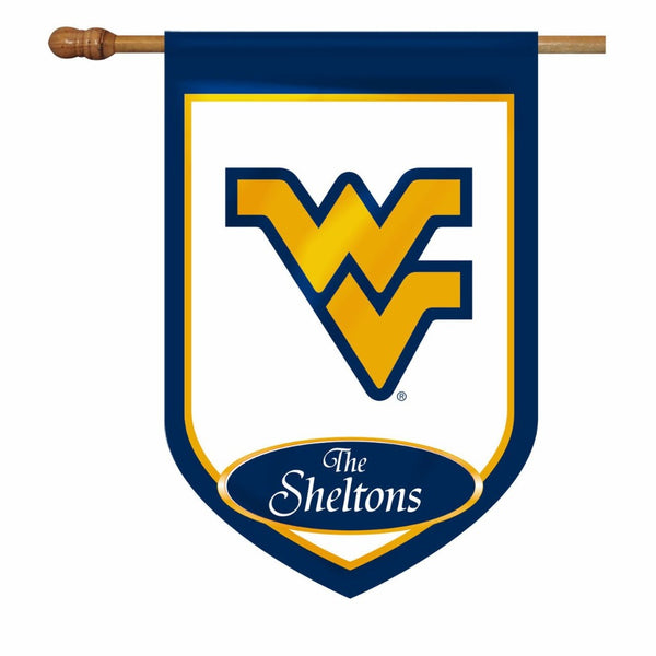 West Virginia Personalized House & Garden Flags