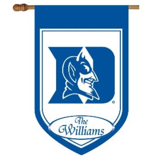 Duke Personalized House or Garden Flags