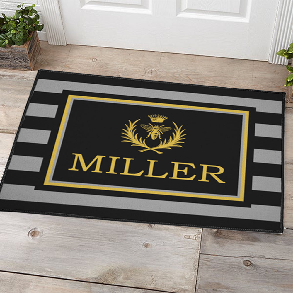 Queen Bee Indoor/Outdoor Floor Mat