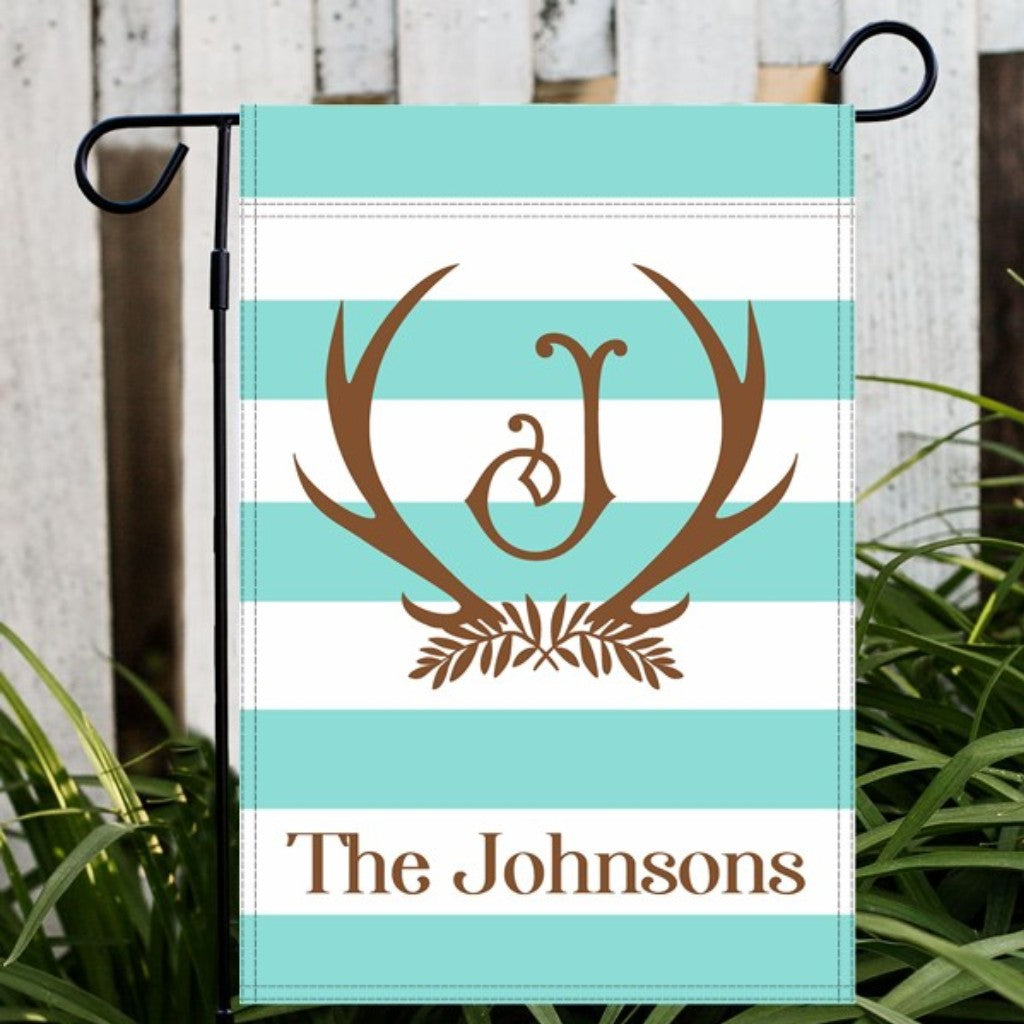 Antlers Garden or House Flag