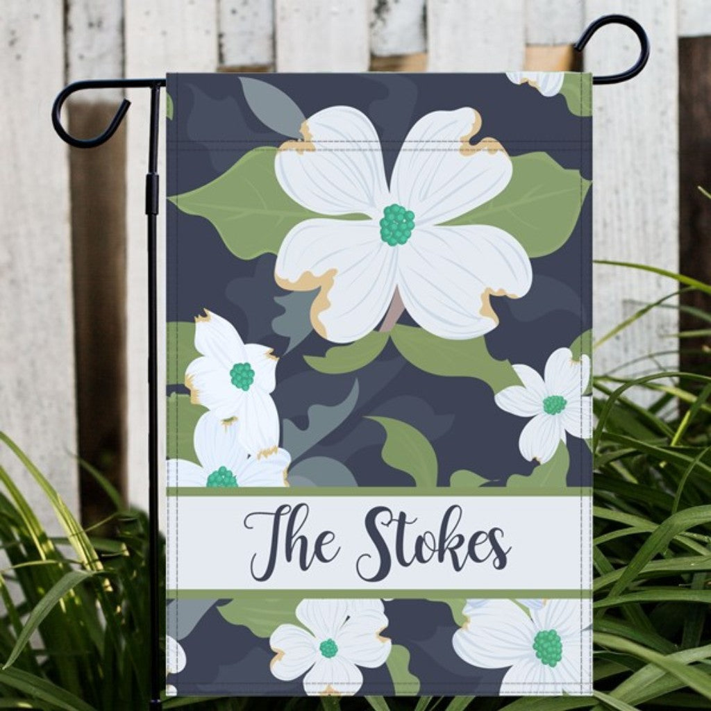 Dogwood Garden or House Flag