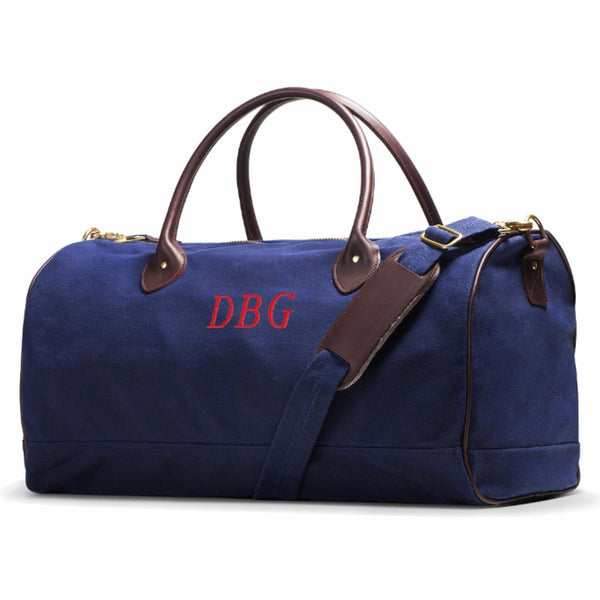 Navy Huntsman Duffle Bag