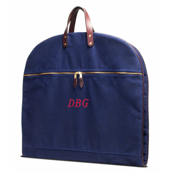 Navy Huntsman Garment Bag