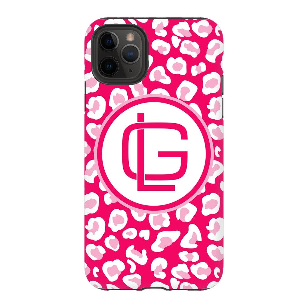 Pink Leopard Phone Case