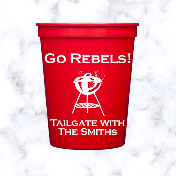 Design Your Own Stadium Cups