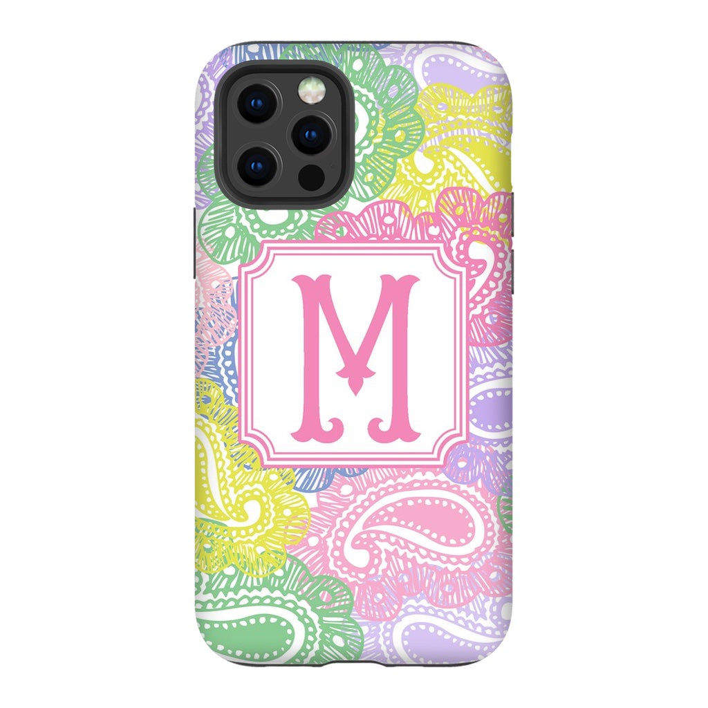 Summer Paisley Phone Case