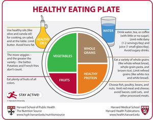 How To Build Your Plate For Your Body
