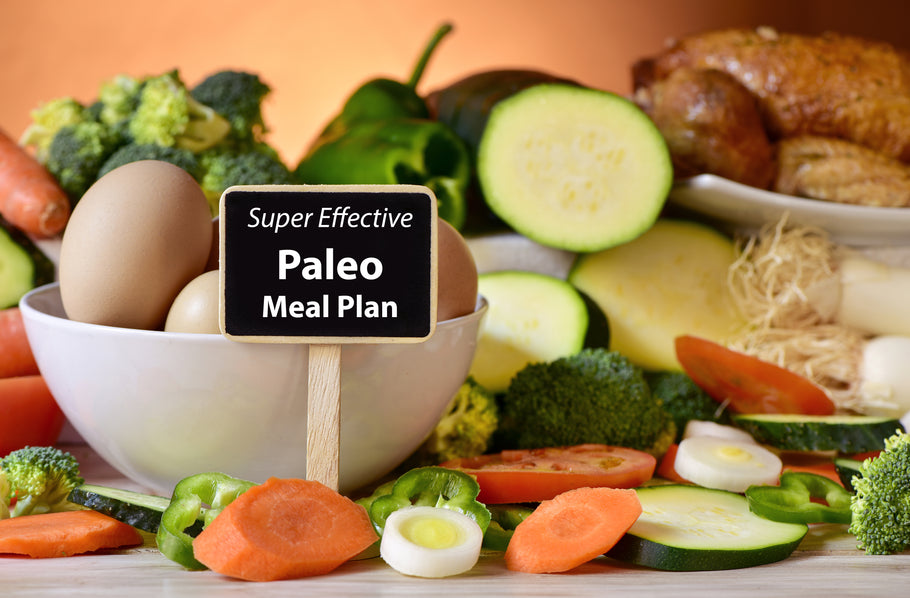 How to Build a Super Effective Paleo Meal Plan with Examples