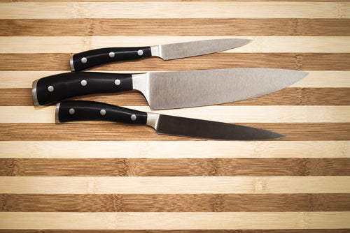 How To Use These Essential Types Of Kitchen Knives For Meal Prep