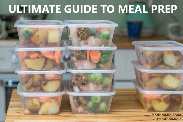 Ultimate Guide to Meal Prep MealPlanMagic Meal Plan Software Template