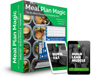 MealPlanMagic with Guides Bundle Custom Meal Plan Software Templates