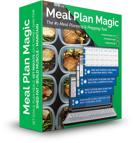 MealPlanMagic All-In-One