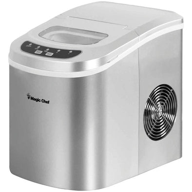 27lb-Capacity Portable Ice Maker