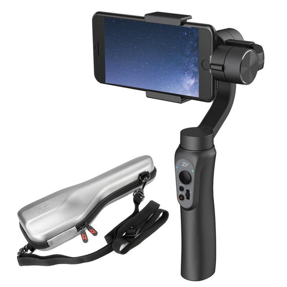 Zhiyun Smooth Q 3-Axis Handheld Smartphone Gimbal Stabilizer Smooth-Q /Smooth III Model