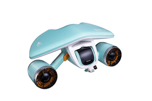 Sublue Whiteshark Mix Underwater Scooter Aqua Blue