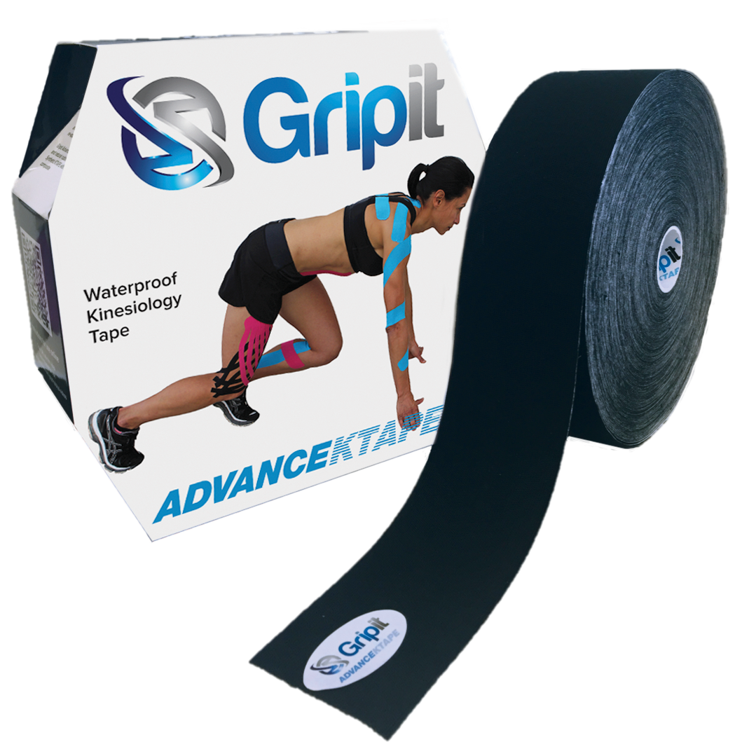GRIPIT ADVANCE WATERPROOF KTAPE - JUMBO ROLL - 2