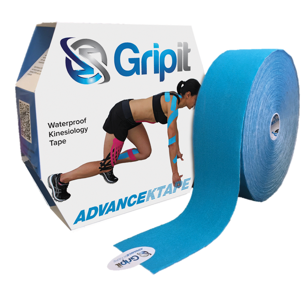 GRIPIT ORIGINAL KINESIOLOGY TAPE - FAT ROLL - 4