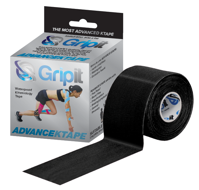 GRIPIT ADVANCE WATERPROOF KINESIOLOGY TAPE - 2
