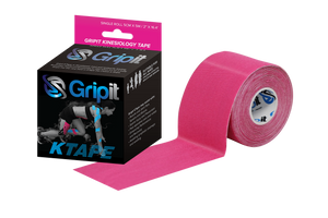 "GRIPIT ORIGINAL KINESIOLOGY TAPE - 2"" x 5.5 YDS. - PINK"