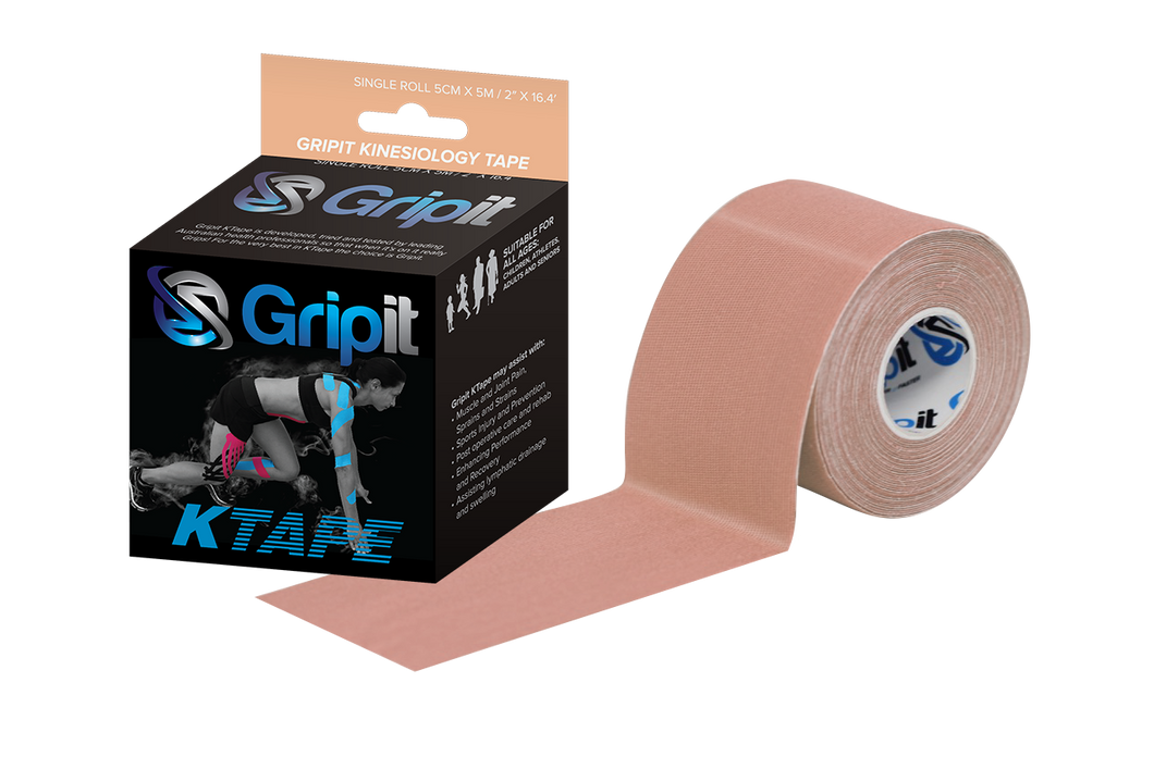 GRIPIT ORIGINAL KINESIOLOGY TAPE - 2