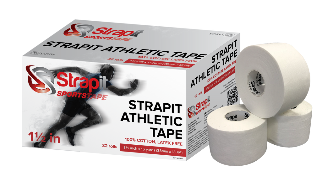 Strapit ELITE Athletic Tape - 1.5