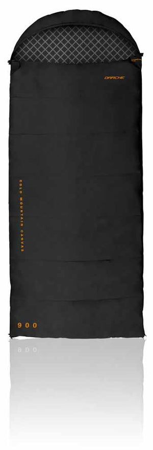 Mountain Canvas 900 Sleeping Bag (23°F /-5°C) - No Huddle Life