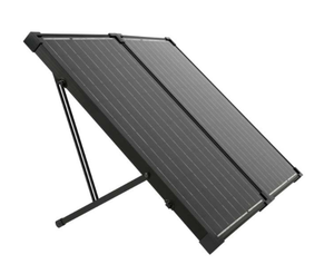 130W Folding Solar Panel - No Huddle Life