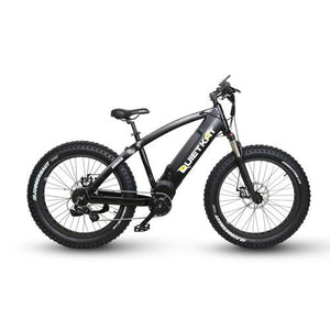 Ambush 750 Fat Tire E-bike - No Huddle Life