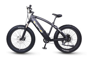 Ranger 750 Fat Tire E-Bike - No Huddle Life