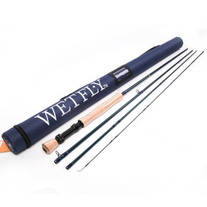 Wetfly Complete Fly Fishing Package - No Huddle Life
