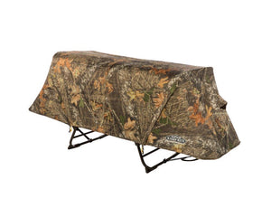 Rain Fly: Double Tent Cot (Camouflage) - No Huddle Life