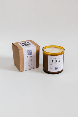 Fields Candle - No Huddle Life
