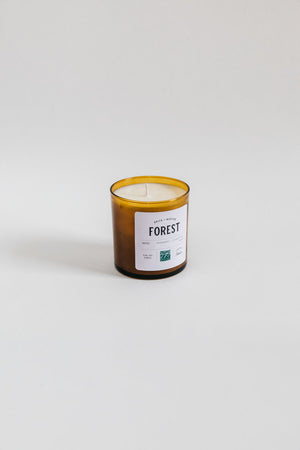 Forest Candle - No Huddle Life