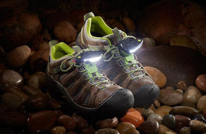 Night Trek Shoe Lights - No Huddle Life