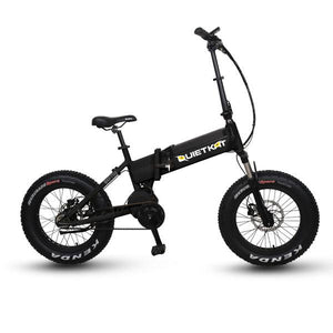Bandit 750 Folding Fat Tire E-bike - No Huddle Life