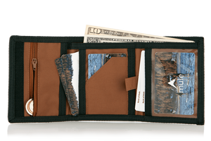 Switchback Wallet (Nylon) - No Huddle Life