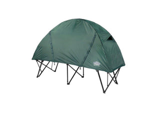 Rain Fly: Compact Tent Cot (Double) - No Huddle Life