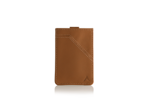 Tuck Wallet (Leather) - No Huddle Life