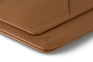 Travel Set: Leather Passport Holder and Wallet - No Huddle Life