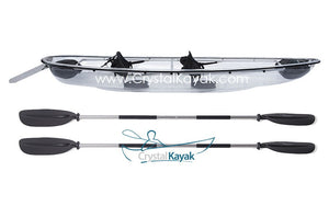 Crystal Explorer Kayak - No Huddle Life