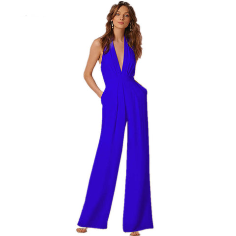 Summer in Cannes Jumpsuit