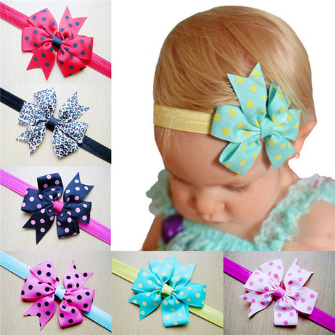 Set of 10 Headbands (variety of colors)