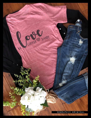 LoveTrio Graphic Tee