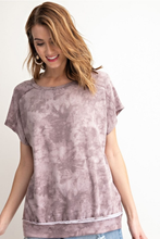 Tie Dye Purple Mix